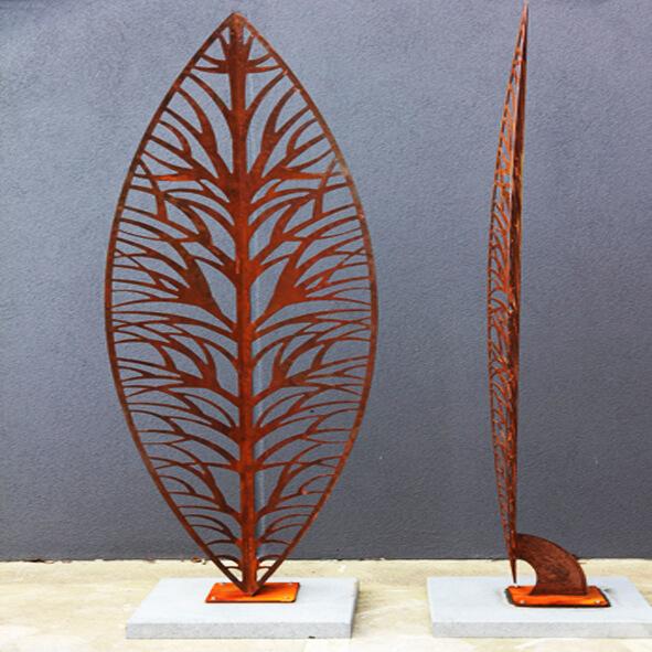 Ландшафтная скульптура из металла и стали Лист 2