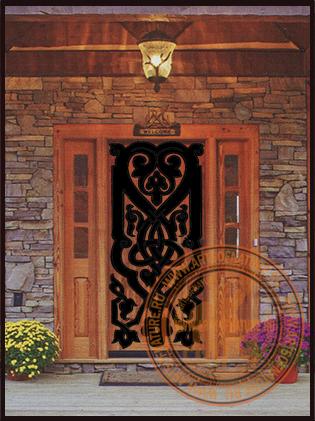Накладка на дверь POD№09