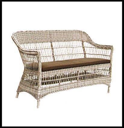 Двухместный диван Charlot