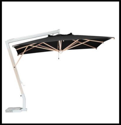 Зонт Firenze Braccio черный