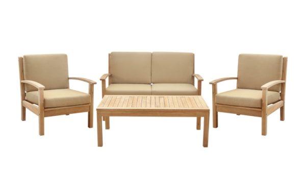 Комплект мебели Calambium 4 предмета